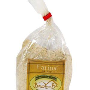 farina roveja Castelluccio