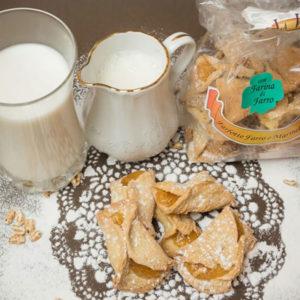 biscotti farro albicocca